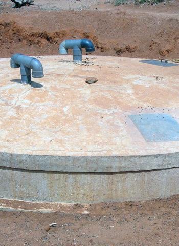 Biogas installatie (2)